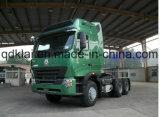Sinotruck HOWO-A7 420CV tractor camión 6X4 Tráiler de camiones de la cabeza