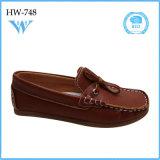 Chaussures occasionnelles de vente chaude de mode de qualité pour de petits garçons