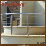 Customedデザイン304ステンレス鋼のバルコニーのBaluster (SJ-H1618)