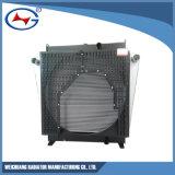 Qn13h517: Daewoo 발전기 세트를 위한 물 구리 방열기