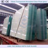 verre à vitres clair recuit transparent de flotteur de 2.5-8mm pour la construction/meubles