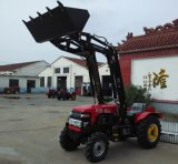 Kleine Tractor met de VoorTractor Tt404 van de Lader 40HP