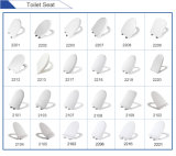 Cubierta de asiento de tocador de cerámica Desbloqueo rápido