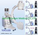 Medizinischer verwendeter Hochfrequenzmobile-x-Strahl-System C-Arm (YJX112D)