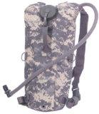 中TPUのぼうこうが付いている軍のMolleの水和のバックパック