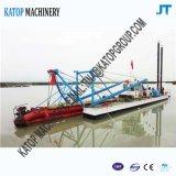 10 Zoll-hydraulischer Scherblock-Absaugung-Bagger-Sand-Absaugung-Bagger