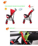 Preiswerter faltbarer beweglicher Babystroller-/kinderwagen-Baby-Buggy