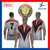 中国の卸し売りスポーツの摩耗の昇華人のラグビーのワイシャツ
