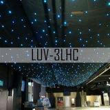 Luv-3lhc mur vidéo Rideau LED