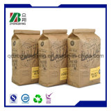Flexibler Kaffeebohne-verpackenplastikbeutel
