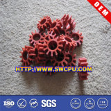 CNCの機械化によるカスタム整形POMプラスチックギヤ