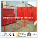 2017 Compras on-line Novos produtos Galvanized Temporary Fence, Metal Fence