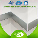 Baseboard en aluminium décoratif /Skirting pour le parquet
