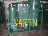 Filtrazione dell'olio della turbina della GT, macchina di sciaquata dell'olio