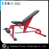 Des Hammer-OS-H063 Grad-Eignung-Gymnastik-Gerät Stärken-der Abdachungs-Bench-30