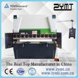 Machine à cintre de profil CNC en tôle d'acier doux