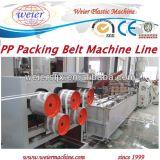 PP pila de discos la máquina de la protuberancia de la cinta