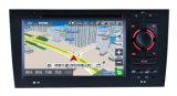 De dubbele GPS van de Auto van DIN Speler van 5.1 Auto DVD van de Speler van de Auto Androïde voor Audi A6 1997-2004