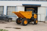 4WD dumper de emboutage hydraulique de 7.0 tonnes mini