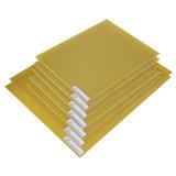 Laminato a resina epossidica Fr4 (colore giallo) di vetro