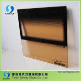 porta resistente ao calor pintada traseira do forno de 4mm de vidro