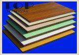 MDF laminado papel de la melamina del grado de los muebles de 3mm-20m m O/S B/S