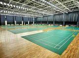 2018 Venta caliente PVC pisos deportivos para el bádminton