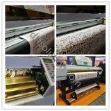 Impressora de grande formato com impressão de tinta Sublimation