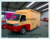 Voiture de cuisine Overseas Catering Kiosk Truck Made in China
