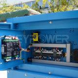 Tipo silencioso Diesel do jogo de gerador da potência pequena do motor 10kVA de Yanmar