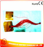 Calentador 230*360m m 24V 7.5-8.5W de Polyimide de la aguafuerte