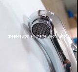 Tapkraan van de Wasbak van de Badkamers van het Handvat van het messing de Enige