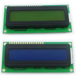 LCD mit RGB-Hintergrundbeleuchtung-Schrifttyp 16X2