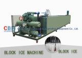 3000 Kilogramm-Handelsblock Icee Hersteller für das Abkühlen