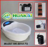 Detox dello ione con Footbath