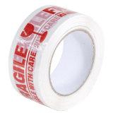 L'adesivo all'ingrosso di BOPP ha stampato il nastro con il marchio/nastro adesivo personalizzato di marchio