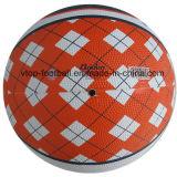 زاويّة رسميّ حجم مطّاط كرة سلّة