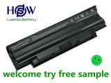 N3010、N4010、N5010、13r、14r、15rのDELLのためのJ1knd OEMのラップトップ電池