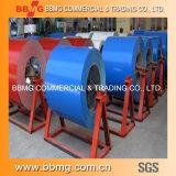 Galvanisiert vorgestrichen/Farbe beschichtete gewölbte Dach-Fliesen des Stahl-ASTM PPGI/heißes/kaltgewalzt Roofing Stahlring-Stärke 0.3mm-2.0mm