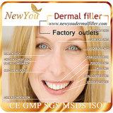 Llenador cutáneo seguro y de manera efectiva de Corea del ácido hialurónico del cuidado de la cara