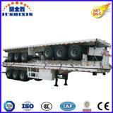 반 40FT 평상형 트레일러 콘테이너 화물 트레일러, 트럭 트레일러