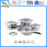 Двойной Посуда из нержавеющей стали (WGS-1628)