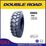 Pneu en caoutchouc 1100r20 de pneu de budget d'Econimical de pneu de pneu russe rapide de rebut