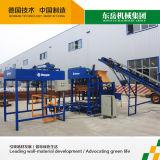 Машина бетонной плиты большой емкости Qt4-25D для сбывания