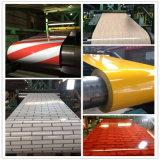 Новая конструированная катушка покрынная цветом горячая окунутая гальванизированная стальная