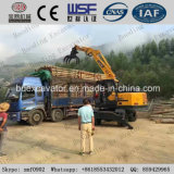 Hot Sale Carregando / Descarrega Woodsugarcane Machine with Excavators