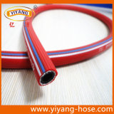 Tuyau d'air de pression en PVC renforcé à double pression spécialisé