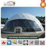 Big trasparente Tetto rotondo Tenda igloo per il Concerto di Eventi