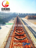 SPD Belt Conveyor Idler Roller per Coal Mine, Port ecc.