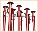 يدهن أو يغلفن سقالة فولاذ دعائم قابل للتعديل تدعيم دعائم